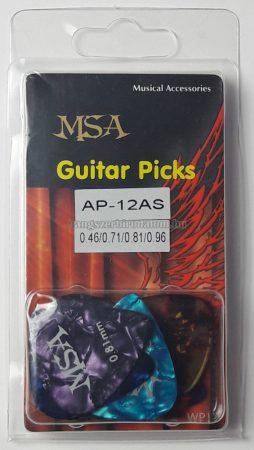 MSA 12 db-os pengető készlet, AP-12AS