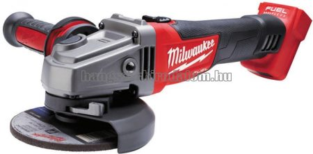 Milwaukee M18 CAG125X-0 sarokcsiszoló (akku és töltő nélkül) (4933443940)