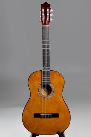 MSA klasszikus balkezes  gitár több színben