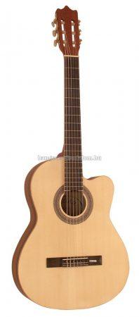 José Ribera Cutaway elektroakusztikus gitár, natúr