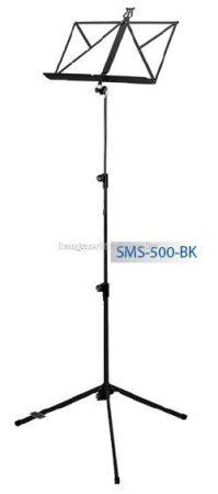 SMS-500- BK fém kottatartó tokkal