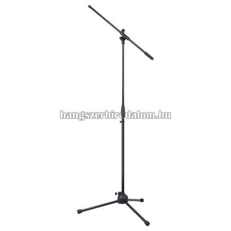 SMICS-70-BK - Háromlábú állítható gémes mikrofon állvány