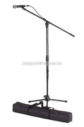 Soundsation mikrofonállvány és mikrofon csomag