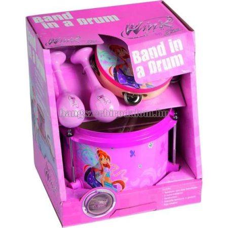 EKO drum in a box ütőshangszer szett