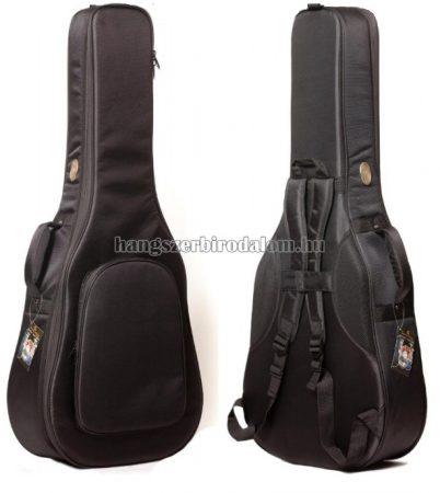 Soundsation SCPE félkemény gitártok elektromos gitárhoz