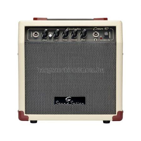 CREAM-10 - Vintage 10W elektromos gitárkombó Reverb funkcióval