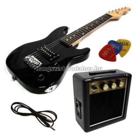 MSA gyerek elektromos gitár szett