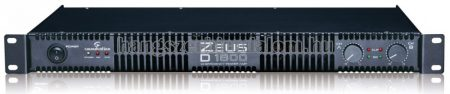 ZEUS D1800 Végfok