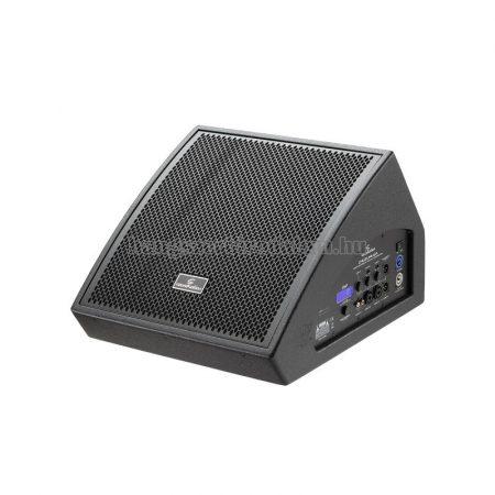 "CHECKLINE-12A - 12"" Bi-Amp Coaxial színpadi monitor, beépített DSP-vel"