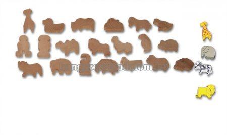 Keményfa állatok