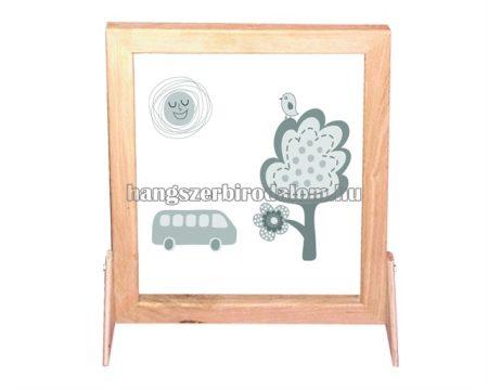 Plexi rajztábla (Festő ablak)