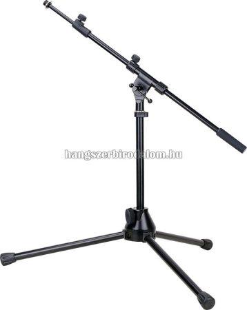 SMICS-550-BK - Háromlábú gémes törpe mikrofon állvány