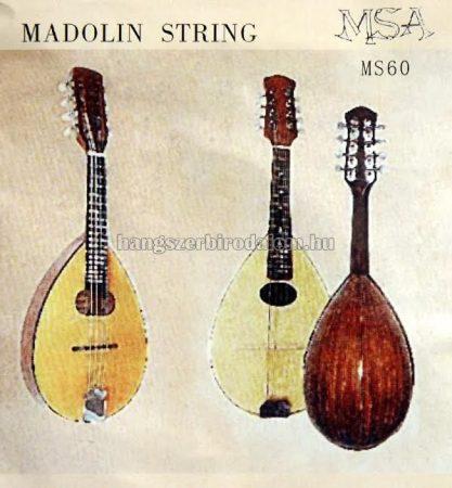 MSA mandolin húr szett