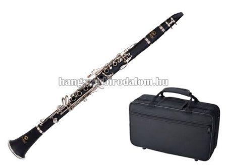 Soundsation Bb klarinét tokkal, fúvókával, 2 hordóval
