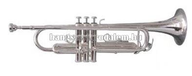 Soundsation ezüst színű trombita