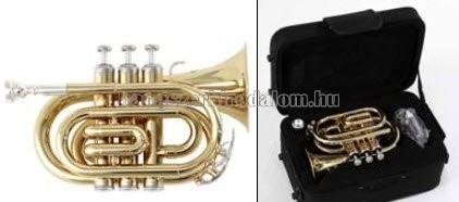 Soundsation zsebtrombita, mini trombita