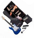 Soundsation RIDER GP Elektromos gitárszett több színben