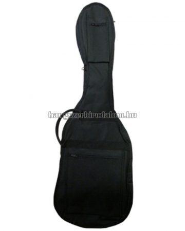 MSA elektromos gitár vékony tok