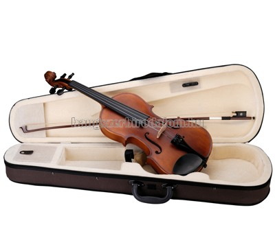 Soundsation Virtuoso Pro hegedű tokkal, vonóval, több méretben