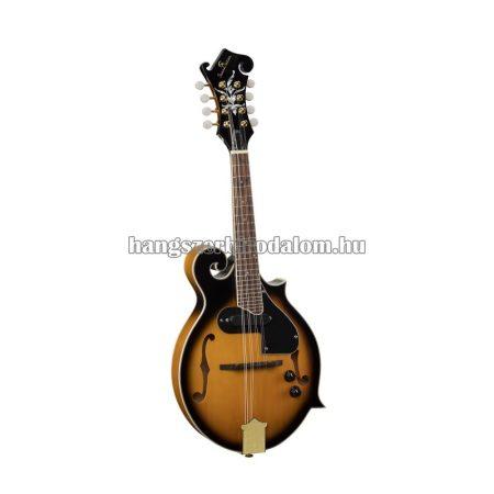 BMA-100ES - Bluegrass mandolin plywood hársfa fedlappal