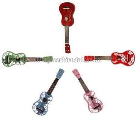 MSA mintás ukulele több színben
