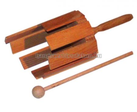 Skandináv kör xilofon