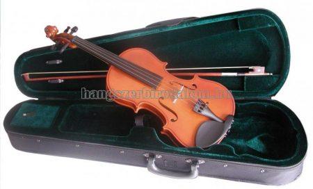 Soundsation tanuló hegedű tokkal, vonóval, több méretben