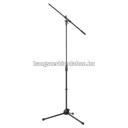 SMICS-100-BK - Háromlábú gémes mikrofon állvány