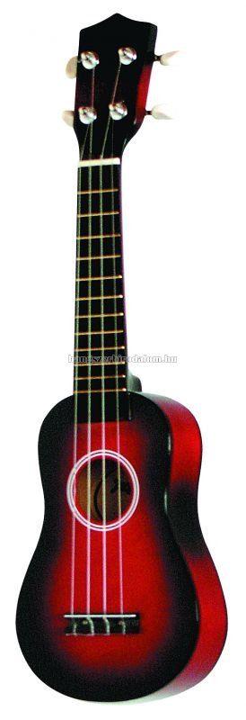 MSA ukulele, bordó